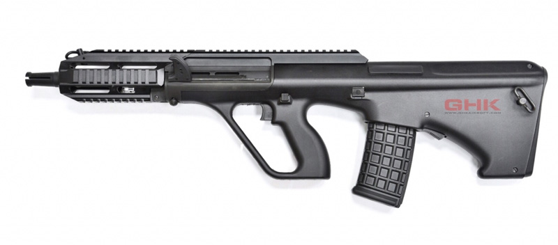 【JPバージョン】 GHK AUG A3 Tactical GBBR