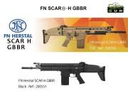 CyberGun FN SCAR-H GBBR