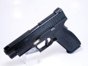 【オリジナル】WE XDM-40 4.5インチ GBB BK フルマーキング仕様