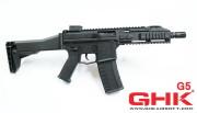 GHK G5 GBBR BK