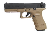 SAA G18C Limited Edition ガスブローバック TAN