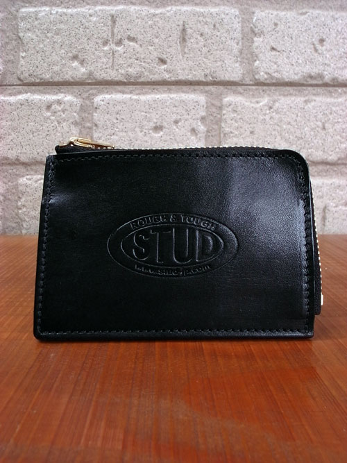 BACK DROPxSTUD COIN CASE