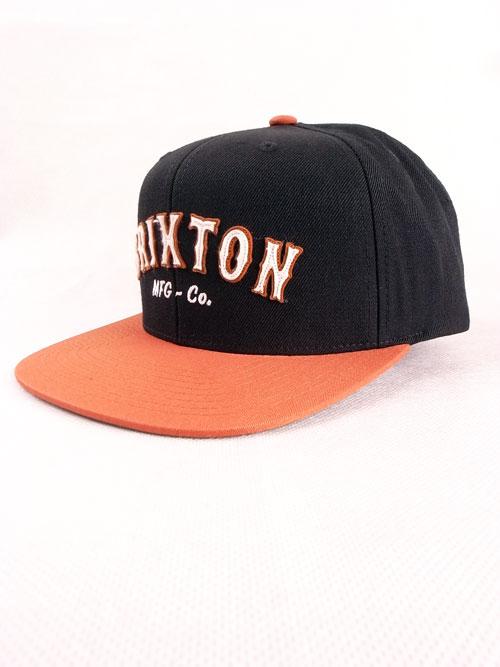 BRIXTON/ブリクストン HAROLD SNAPBACK