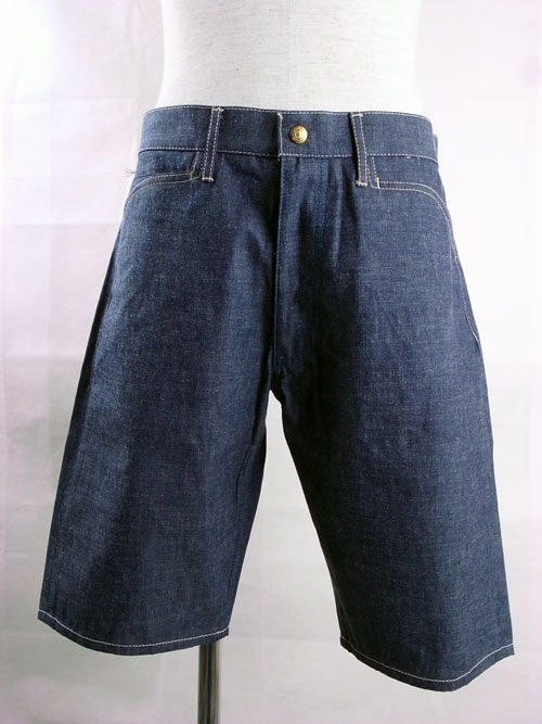 ANDFAMILY /アンドファミリー PW DENIM HALF PANTS