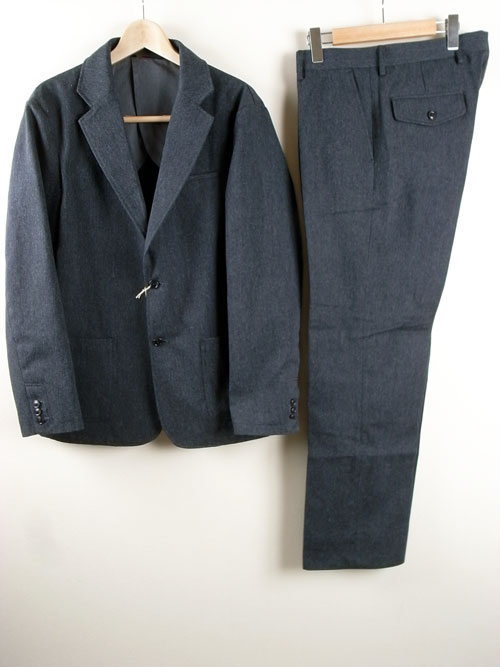 ANDFAMILY /アンドファミリー Mr.GOODMAN&PARTNERS ARMY WOOL JACKET/PANTS