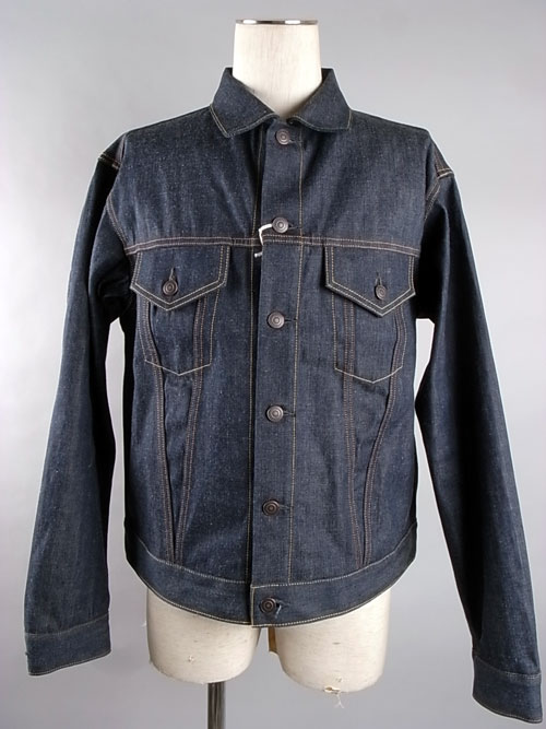 "ANDFAMILY/アンドファミリー DENIM JACKET RECORD3 ""10oz WORKER"""