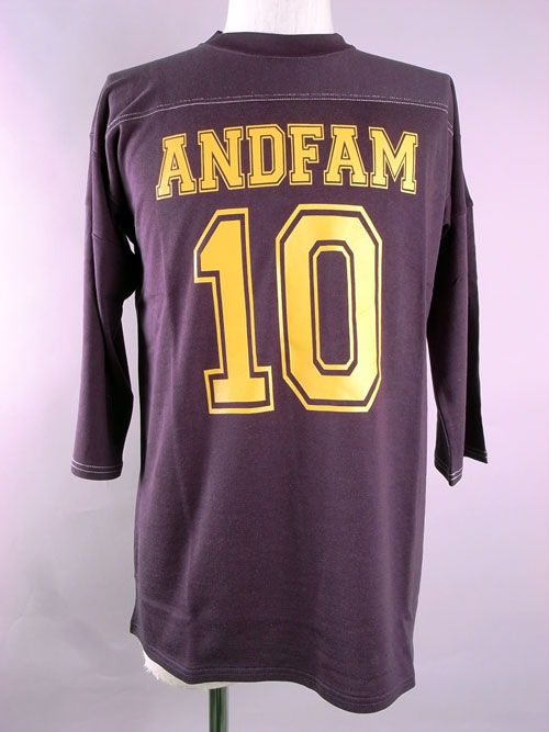 ANDFAMILY /アンドファミリー FOOTBALL T-Shirts NO.10