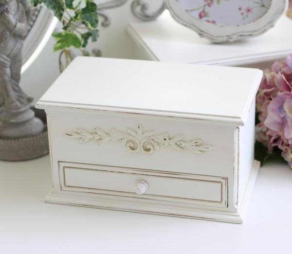 カントリーコーナー 【Country Corner】 ROMANCE ロマンス・コレクション ジュエリーボックス 宝石箱 小物入れ 収納ケース 木製