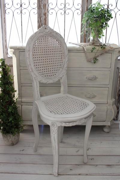 フランス家具 フレンチベージュのドールチェア 椅子 木製 シャビーシック アンティーク調 フレンチカントリー 姫系