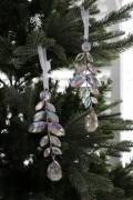 ★SALE★ クリスマスオーナメント♪ (ジュエルジェムオーナメント) シャビーシック 北欧 フレンチ ロマンティック ラ