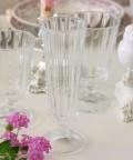 【COMPTOIR DE FAMILLE】コントワールドゥファミーユANNA シャンパングラス ガラス食器