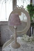 ★フランス直輸入★ Coquecigrues コクシグル フランス★ 卓上ランプ・テーブルランプ(グレージュ×トープシェード) LED
