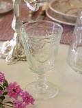 【La Rochere】 フランス ラロシェール社製 エレガントに輝くワイングラス200cc ヴェルサイユ ウォーターグラス ガラス食