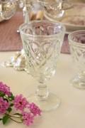 【La Rochere】 フランス ラロシェール社製 エレガントに輝くワイングラス230cc リヨネ(クリアー) ウォーターグラス ガ