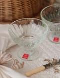 【La Rochere】 フランス ラロシェール社製 エレガントに輝くクープ【エリーゼ・400cc】 デザート皿 デザートカップ ア