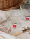 【La Rochere】 フランス ラロシェール社製 エレガントに輝くクープ【タヒチ・230cc】 デザート皿 デザートカップ アイ
