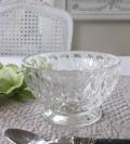 【La Rochere】 フランス ラ・ロシェール社製 エレガントに輝くガラス食器 【リヨネ・ボウル】 ボウル ヴェルサイユ ガラス 食器