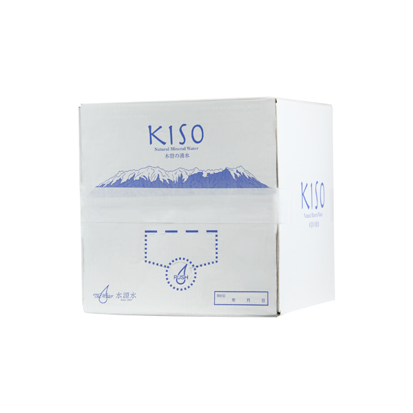 KISOカートン・ボックス(15L)