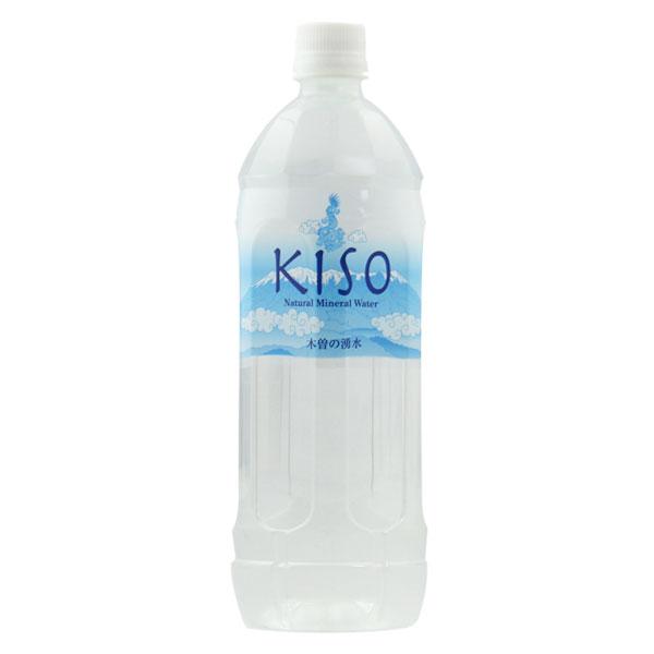 KISOペットボトル(1L/12本セット)