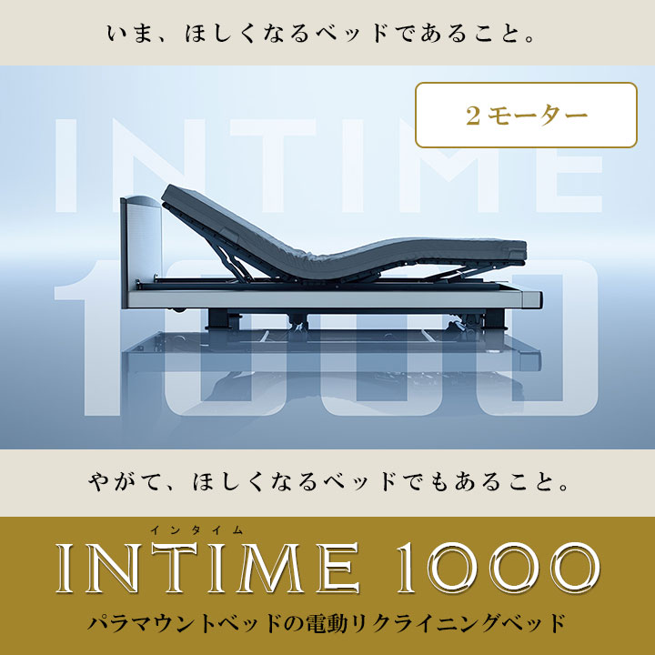 パラマウントベッド インタイム1000-10