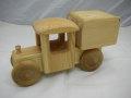 北欧の郵便車・大 〜木目が素敵な郵便車です。〜