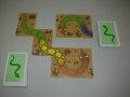 虹色のへび 〜カードをつなげてにじいろのへびを完成させよう。〜