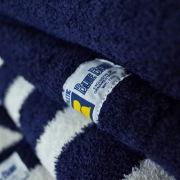 RUSSELL×BLUE BLUE 【ラッセル×ブルーブルー】 パイルニットジップパーカー