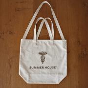 SUMMER HOUSE 【サマーハウス】 2ウェイエコバッグ