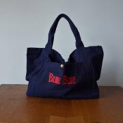 BLUE BLUE 【ブルーブルー】 BBアンカーキャンバスバッグ
