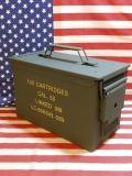 アンモボックス ミリタリーボックス ミリタリーアンモボックス 弾薬庫 アメリカ雑貨屋 サンブリッヂ