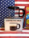 COFFEE POT MUG���ɥ�åץݥåȤΤ褦�ʥե��դ��ޥ����ɥ�åѡ��Ǥ��ΤޤȤ��롡���ڡ������祤������ꥫ���߲�������֥�å¡�