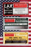 マーキュリー看板 マーキュリーメタル看板 MERCURY アメリカ雑貨屋 サンブリッヂ