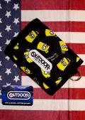 シンプソンズアウトドア財布 OUTDOORコラボシンプソンズウォレット アメリカ雑貨屋 サンブリッヂ