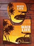 BEACH LIFE �ȥ���ޥåȡ��ե����С������åȡ����������å��б��������䥷���ڡ������ե�����ꥫ���߲� ����֥�å� ��