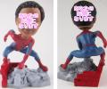 スパイダーマン風 男性用オリジナルフィギュア