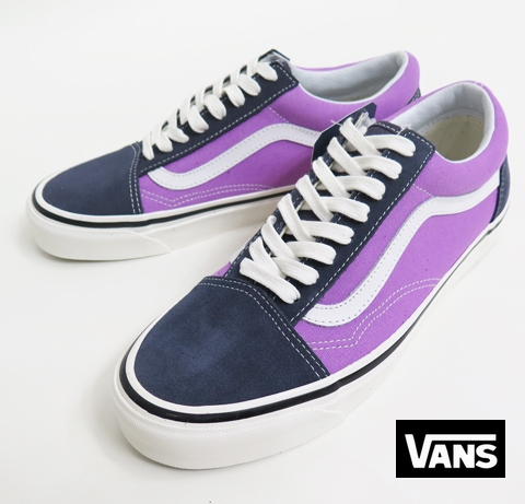 【VANS】 OLD SKOOL  36DX ANAHEIM FACTORY/OG NAVY 26.5cm/US8.5