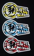 BLACK LABEL(ブラックレーベル) ステッカー 004