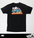 BLACK  LABEL 【ブラックレーベル】 Tシャツ/2 ブラック/Sサイズ
