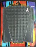 ASTRO DECK(アストロデッキ)ロングボード用 3/4 DECK PULIOUTS ブラック