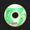REVOLUTION(レボリューション) スケートボード ウィール 53mm