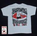BIRDWELL【 バードウェル】 KIDS Tシャツ(子供用) ホワイト/Since1961