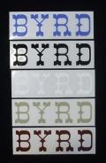 BYRD(バード) ステッカー アンディ/ディビス
