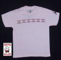 BIRDWELL【バードウェル】 KIDS Tシャツ(子供用) ピンク/Sサイズ ミニロゴ