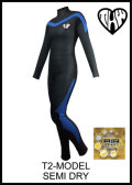 Ķ���̵����Ǻ� ������̵���ۡ�thw wetsuits T2-MODEL���ڥ��ߥɥ饤�ۥ���ʡ��ͥå����� �ڥ�����������X���͡�