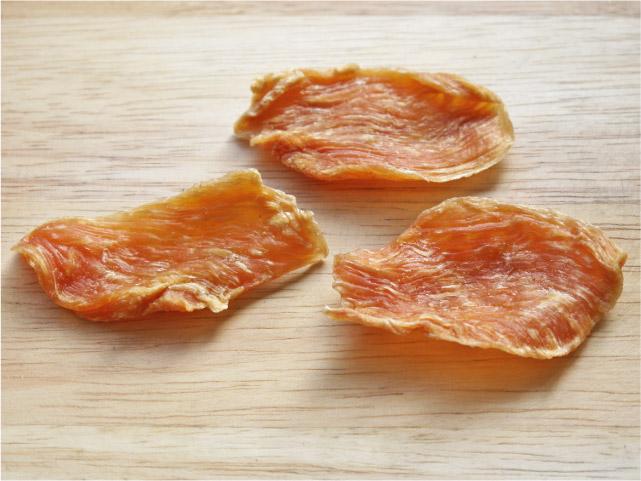 大陸産直ジャーキー 山口県産 鶏むね肉スライス
