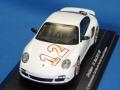 """ミニチャンプス製 (ポルシェ・クラブ2013 特注) 1/43 ポルシェ 911 (997) ターボ S """"Edition 918 Spyder"""" (ホワイト) VIP"""