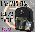 CAPTAIN FIN/キャプテンフィン THE DAY PACK 2 BACKPACK BLACK 鞄 リュック バックパック