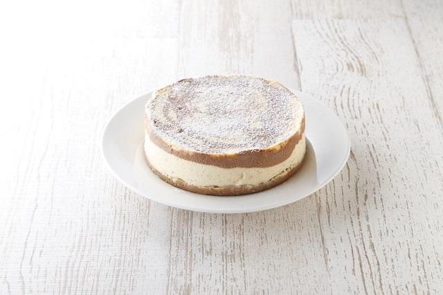 ショコラバナナチーズケーキ