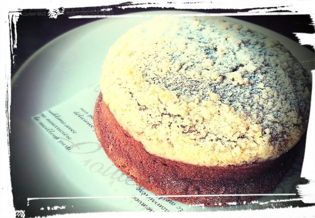 コーヒーモカチーズケーキ