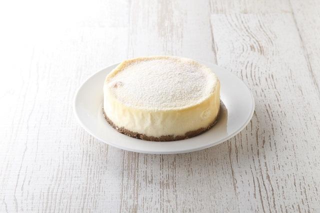 プレーンチーズケーキ